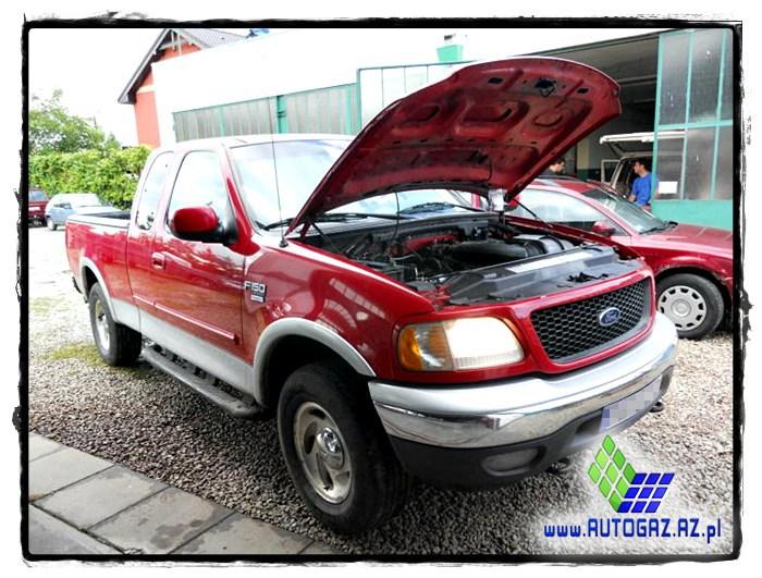 Ford F150 4.7 V8 pickup