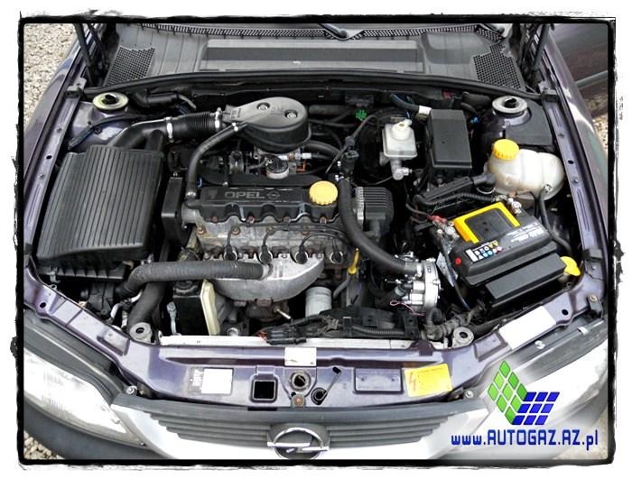 Инструкцию Opel Vectra B 1 6